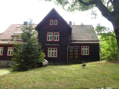 Forsthaus Plessenburg