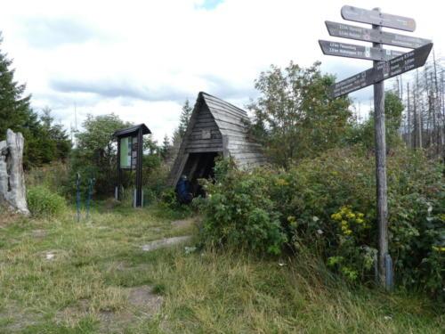 Schutzhütte Molkenhausstern