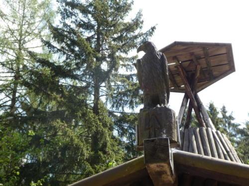 Am Esensplatz / Köhlerhütte