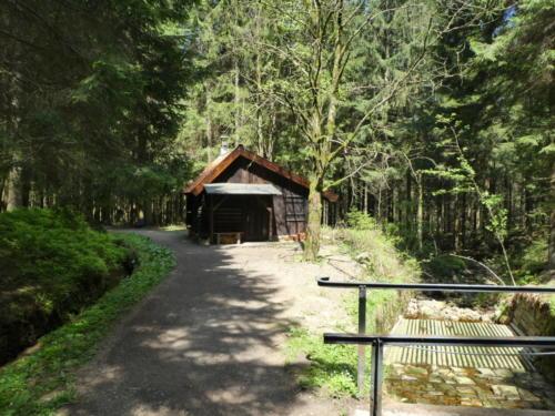 Försterhütte am Dammgraben