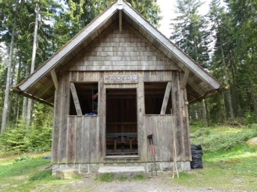 Wegscheidhütte