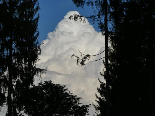 Wolkenpyramide