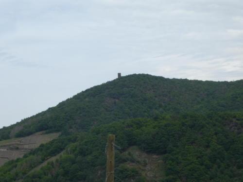 Blick zum Krausbergturm