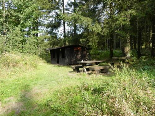 Schutzhütte Kalte Birke