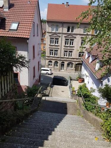 Treppe in Dillweissenstein