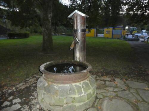Trinkwasserbrunnen in Wildemann